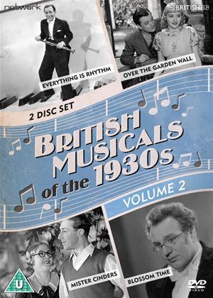 British Musicals of the 1930s: Vol.2 Online DVD Rental