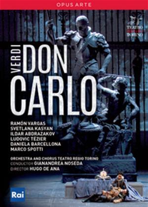Rent Don Carlo: Teatro Regio (Noseda) Online DVD Rental