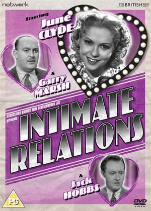Rent Intimate Relations Online DVD Rental