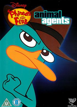 Rent Phineas and Ferb: Animal Agents Online DVD Rental