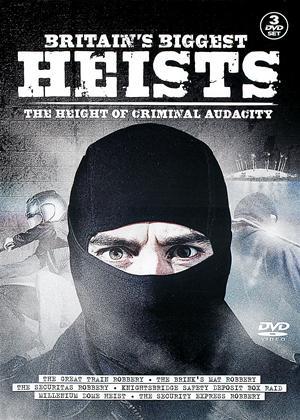 Britain's Biggest Heists Online DVD Rental