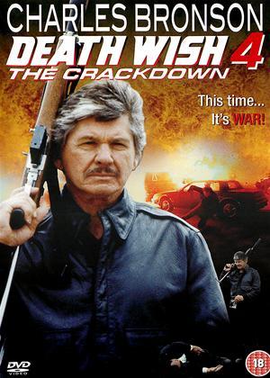 Rent Death Wish 4: The Crackdown Online DVD Rental