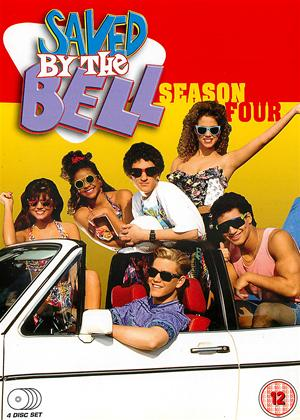 Saved by the Bell: Series 4 Online DVD Rental