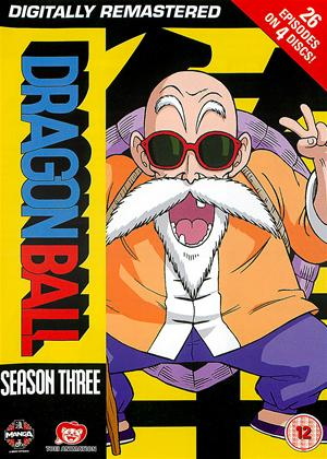 Rent Dragon Ball: Series 3 Online DVD Rental