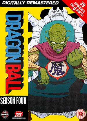 Dragon Ball: Series 4 Online DVD Rental