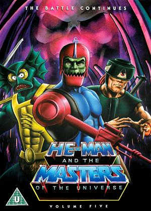 He-Man and the Masters of the Universe: Vol.5 Online DVD Rental