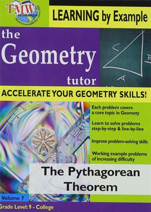 Rent Geometry Tutor: The Pythagorean Theorem Online DVD Rental
