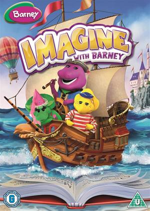 Rent Barney: Imagine with Barney Online DVD Rental