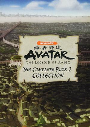 Avatar: The Last Airbender: Book 2 Online DVD Rental