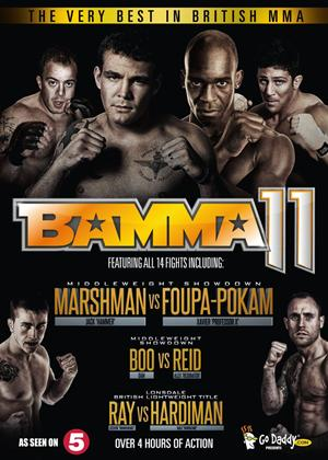 Rent BAMMA: Vol.11 Online DVD Rental