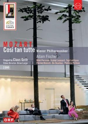 Cosi Fan Tutte: Salzburg Online DVD Rental