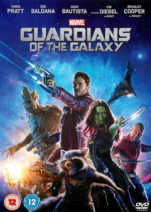 Guardians of the Galaxy Online DVD Rental