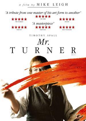 Mr. Turner Online DVD Rental