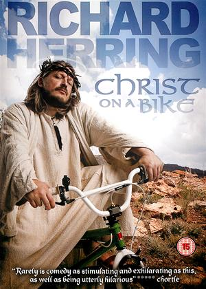 Rent Richard Herring: Christ on a Bike! Online DVD Rental