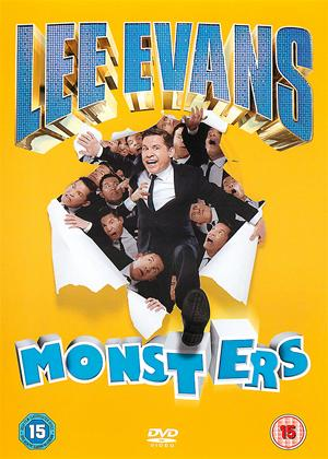 Lee Evans: Monsters Online DVD Rental