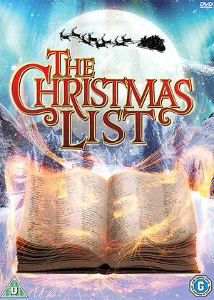 The Christmas List Online DVD Rental
