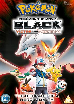 Pokemon the Movie: Black: Victini and Reshiram Online DVD Rental