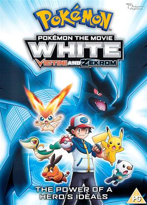 Pokemon the Movie: White: Victini and Zekrom Online DVD Rental