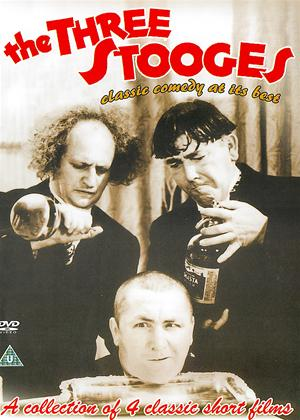 The Three Stooges: Four Classic Shorts Online DVD Rental