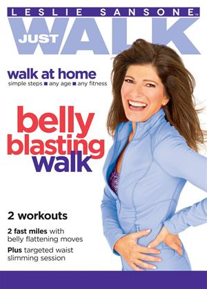 Rent Leslie Sansone: Belly Blasting Walk Online DVD Rental