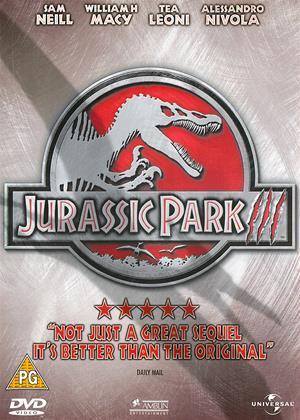 Jurassic Park 3 Online DVD Rental
