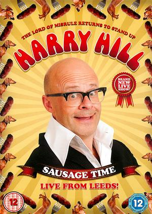 Rent Harry Hill: Sausage Time: Live from Leeds! Online DVD Rental