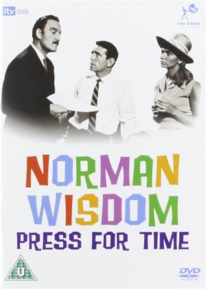 Norman Wisdom: Press for Time Online DVD Rental