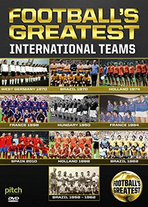 Football's Greatest International Teams Online DVD Rental