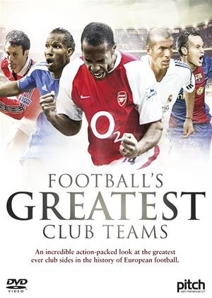 Rent Football's Greatest Club Sides Online DVD Rental
