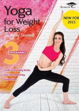 Rent Yoga for Weight Loss with Roxy Shahidi Online DVD Rental