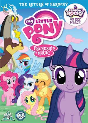 Rent My Little Pony: The Return of Harmony Online DVD Rental