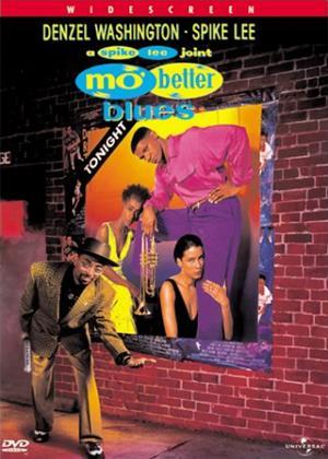 Rent Mo' Better Blues Online DVD Rental