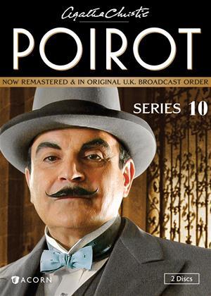 Rent Agatha Christie's Poirot: Series 10 Online DVD Rental