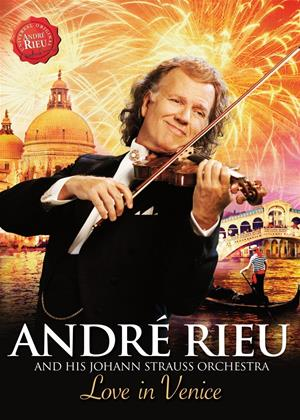 Rent Andre Rieu: Love in Venice Online DVD Rental