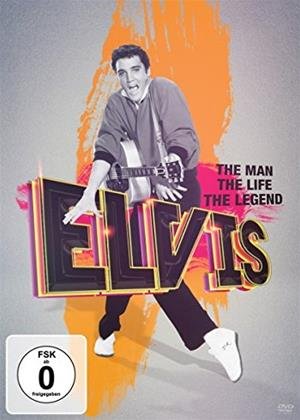 Elvis: The Man, the Life, the Legend Online DVD Rental