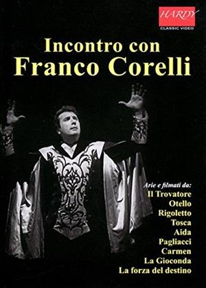 Franco Corelli: Encounters with Franco Corelli Online DVD Rental