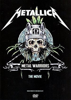 Metallica: Metal Warriors Online DVD Rental