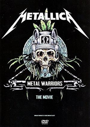 Rent Metallica: Metal Warriors Online DVD Rental