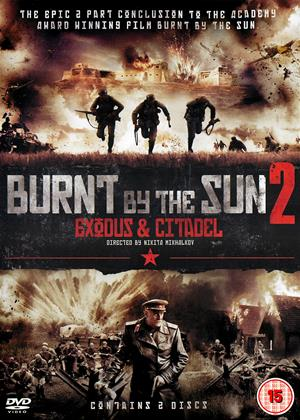 Burnt by the Sun 2: Exodus and Citadel Online DVD Rental