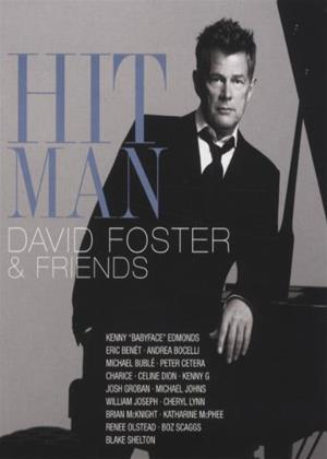 Hit Man: David Foster and Friends Online DVD Rental