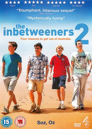 The Inbetweeners 2 Online DVD Rental