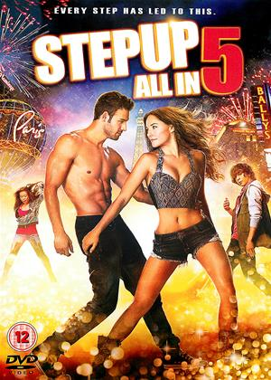 Step Up 5: All In Online DVD Rental