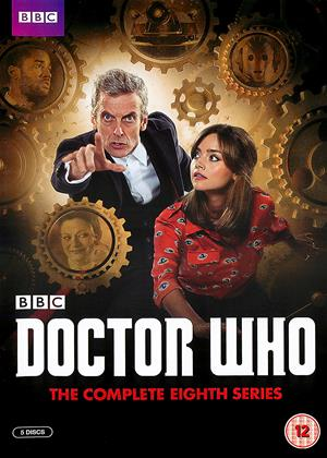 Doctor Who: New Series 8 Online DVD Rental