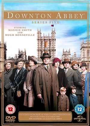 Downton Abbey: Series 5 Online DVD Rental