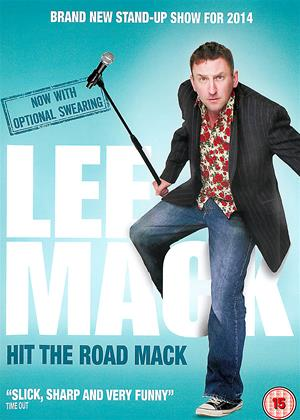 Lee Mack: Hit the Road Mack Online DVD Rental