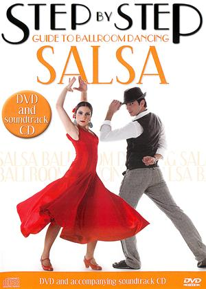 Step by Step Guide to Ballroom Dancing: Salsa Online DVD Rental