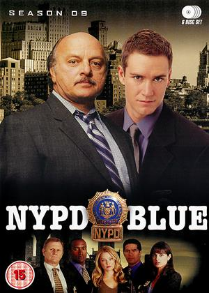 NYPD Blue: Series 9 Online DVD Rental