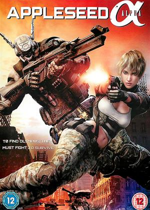 Appleseed Alpha Online DVD Rental
