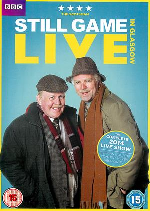 Still Game: Live in Glasgow Online DVD Rental