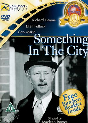 Something in the City Online DVD Rental